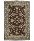 RugStudio presents Kaleen Mystic Agean Brown 6062 Hand-Tufted, Good Quality Area Rug