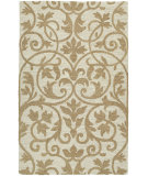 RugStudio presents Kaleen Carriage Trellis Brown 49 Hand-Tufted, Good Quality Area Rug
