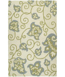 RugStudio presents Kaleen Carriage Columbia Ivory 01 Hand-Tufted, Good Quality Area Rug