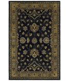 RugStudio presents Kaleen Presidential Picks La Roache Coffee 6301-51 Hand-Tufted, Best Quality Area Rug