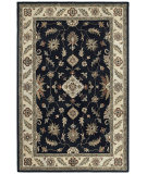 RugStudio presents Kaleen Presidential Picks Ambros Black 6303-02 Hand-Tufted, Best Quality Area Rug