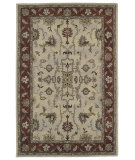 RugStudio presents Kaleen Presidential Picks Dyches Ivory 6306-01 Hand-Tufted, Best Quality Area Rug