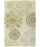 RugStudio presents Kaleen Inspire 6400 Happening Linen 42 Hand-Tufted, Good Quality Area Rug