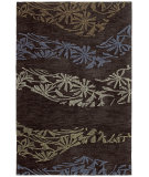 RugStudio presents Kaleen Inspire 6401 Accolade Chocolate 40 Hand-Tufted, Good Quality Area Rug