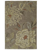 RugStudio presents Kaleen Inspire 6403 Sensation Mocha 60 Hand-Tufted, Good Quality Area Rug
