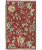 RugStudio presents Kaleen Khazana 6557 Savannah Red 25 Hand-Tufted, Better Quality Area Rug