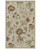 RugStudio presents Kaleen Khazana 6557 Savannah Linen 42 Hand-Tufted, Better Quality Area Rug