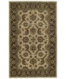 RugStudio presents Kaleen Khazana 6558 Monticello Ivory 01 Hand-Tufted, Better Quality Area Rug