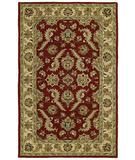 RugStudio presents Kaleen Khazana 6558 Monticello Red 25 Hand-Tufted, Better Quality Area Rug