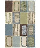 RugStudio presents Kaleen Khazana 6565 Portals Glacier 34 Hand-Tufted, Better Quality Area Rug
