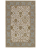 RugStudio presents Kaleen Khazana 6569 Jefferson Linen 42 Hand-Tufted, Better Quality Area Rug