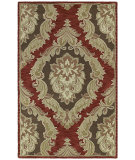 RugStudio presents Kaleen Khazana 6572 Castilian Salsa 57 Hand-Tufted, Better Quality Area Rug