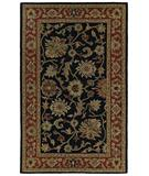 RugStudio presents Kaleen Khazana Ascot 6577 Black 02 Hand-Tufted, Better Quality Area Rug