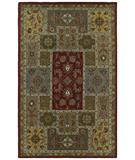 RugStudio presents Kaleen Khazana Sullivan Island 6587 Paprika 53 Hand-Tufted, Better Quality Area Rug