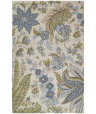 RugStudio presents Kaleen Khazana 6592-01 Ivory Hand-Tufted, Good Quality Area Rug