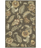 RugStudio presents Kaleen Khazana 6593-38 Charcoal Hand-Tufted, Good Quality Area Rug