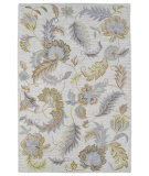 RugStudio presents Kaleen Khazana 6593-68 Graphite Hand-Tufted, Good Quality Area Rug