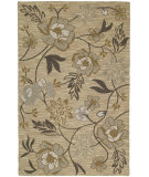 RugStudio presents Kaleen Khazana 6595-05 Gold Hand-Tufted, Good Quality Area Rug