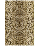 RugStudio presents Kaleen Khazana 6607-60 Mocha Hand-Tufted, Good Quality Area Rug