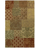 RugStudio presents Kaleen Magi Jerusalem Tarten 7208-26 Hand-Tufted, Better Quality Area Rug