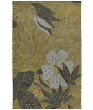 RugStudio presents Kaleen Calais Blooming Heights Green 7509-50 Area Rug
