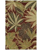 RugStudio presents Kaleen Calais Blooming Heights Red 7509-25 Area Rug