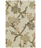 RugStudio presents Kaleen Calais Dogwood Linen 7511-42 Hand-Tufted, Good Quality Area Rug