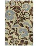 RugStudio presents Kaleen Calais Lily in the Valley Linen 7512-42 Area Rug
