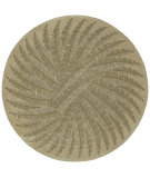 RugStudio presents Kaleen Tara Rounds Pablo Gold 7703-05 Hand-Tufted, Good Quality Area Rug