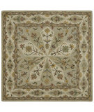 RugStudio presents Kaleen Tara Square 7803-59 Sage Hand-Tufted, Good Quality Area Rug