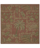 RugStudio presents Kaleen Tara Squares Lanai Cinnamon 7806-55 Hand-Tufted, Good Quality Area Rug