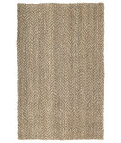 RugStudio presents Kaleen Essential 8505-44 Natural Sisal/Seagrass/Jute Area Rug