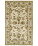 RugStudio presents Kaleen Heirloom Heather Ivory 8802 Hand-Tufted, Best Quality Area Rug