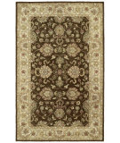 RugStudio presents Kaleen Heirloom Melanie Brown 8804 Hand-Tufted, Best Quality Area Rug