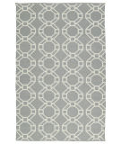 RugStudio presents Kaleen Brisa Bri05-75a Grey Flat-Woven Area Rug