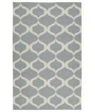 RugStudio presents Kaleen Brisa Bri09-75a Grey Flat-Woven Area Rug