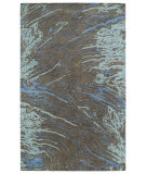 RugStudio presents Kaleen Brushstrokes Brs01-40 Chocolate Hand-Tufted, Good Quality Area Rug
