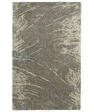 RugStudio presents Kaleen Brushstrokes Brs01-49 Brown Hand-Tufted, Good Quality Area Rug