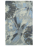 RugStudio presents Kaleen Brushstrokes Brs06-75 Grey Hand-Tufted, Good Quality Area Rug