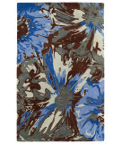 RugStudio presents Kaleen Brushstrokes Brs06-86 Multi Hand-Tufted, Good Quality Area Rug