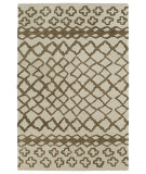 RugStudio presents Kaleen Casablanca Cas01-49 Brown Hand-Tufted, Good Quality Area Rug