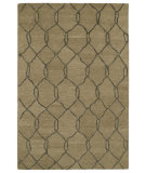 RugStudio presents Kaleen Casablanca Cas02-82 Light Brown Hand-Tufted, Good Quality Area Rug