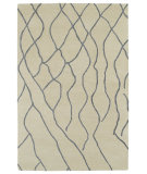 RugStudio presents Kaleen Casablanca Cas03-01 Ivory Hand-Tufted, Good Quality Area Rug
