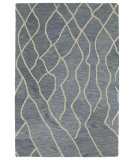 RugStudio presents Kaleen Casablanca Cas03-75 Grey Hand-Tufted, Good Quality Area Rug