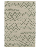 RugStudio presents Kaleen Casablanca Cas05-81 Emerald Hand-Tufted, Good Quality Area Rug