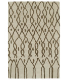 RugStudio presents Kaleen Casablanca Cas06-01 Ivory Hand-Tufted, Good Quality Area Rug