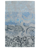 RugStudio presents Kaleen Divine Div02-100 Ice Hand-Tufted, Good Quality Area Rug