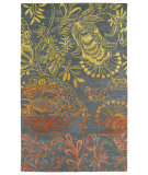 RugStudio presents Kaleen Divine Div02-98 Fire Hand-Tufted, Good Quality Area Rug
