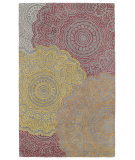 RugStudio presents Kaleen Divine Div03-98 Fire Hand-Tufted, Good Quality Area Rug