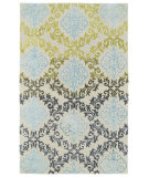 RugStudio presents Kaleen Divine Div04-86 Multi Hand-Tufted, Good Quality Area Rug